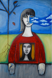 Girl in The Window | Roy Guzman