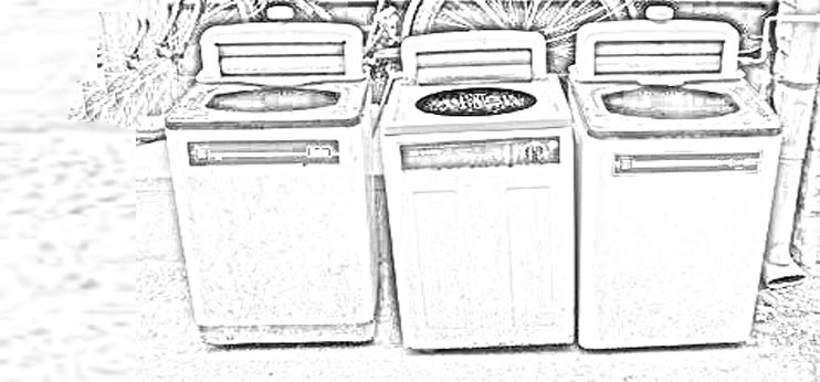 Washing Machine   Parthajeet Das
